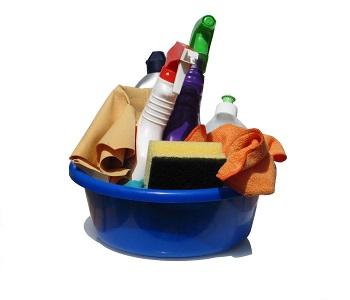 handige schoonmaaktips met simpele middelen