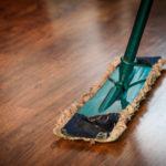 laminaatvloer schoonmaken