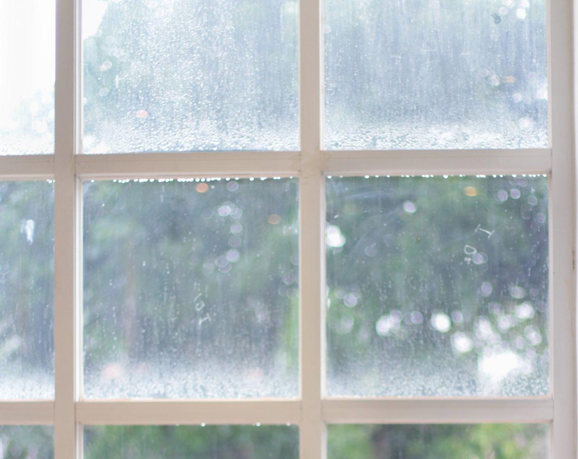 lekkage raam